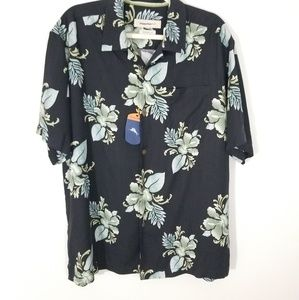 Tommy Bahama Silk mens shirt
